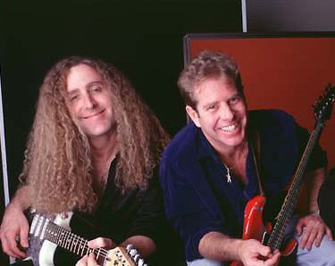 Mark and Brad Gillis