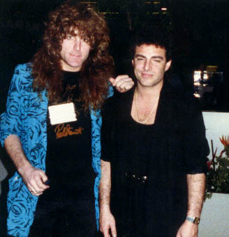 Mark and Neal Schon -- 1992