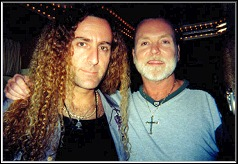 Mark McGee and Gregg Allman