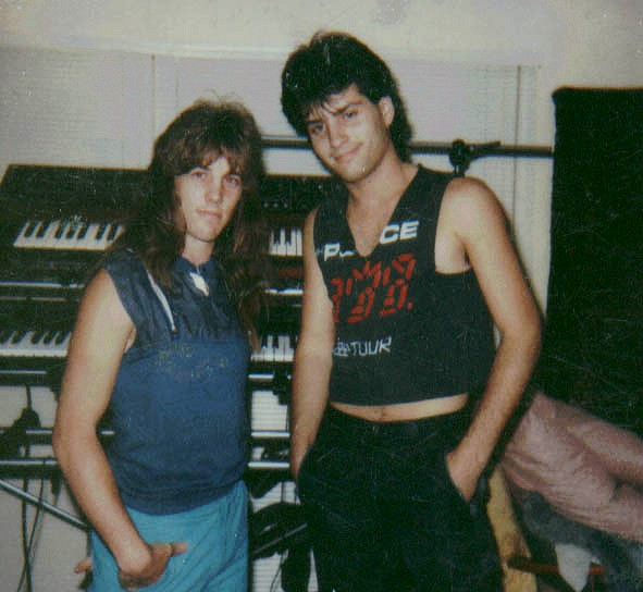 Scott McKenzie & Jimmy Wagner - 1985