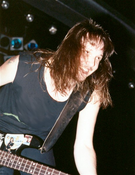 Dave Starr - 1992